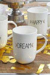 70 Years Of Happiness Dream Mug