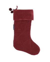 Holiday Christmas Stocking Red