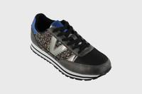 Glitter Sneaker Negro