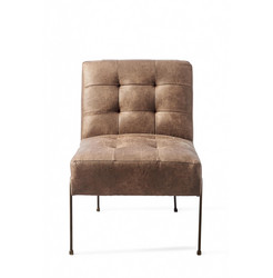 Soho Lobby Chair Pellini Coffee