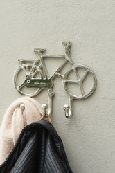 Happy Bike Key Holder