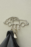 Happy Sports Car Key Holder