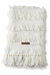Coachella Throw white 170x130
