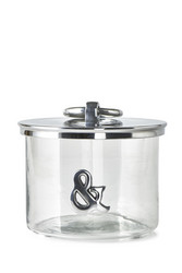 & Metal Storage Jar
