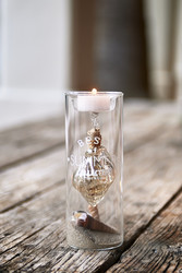 Summer Shell Fillable Votive