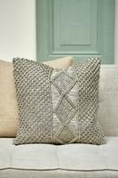 Macrame Pillow cover 50x50
