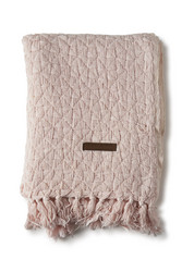 Messina Throw pink 170x130