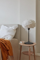 Champagne Table lamp Black