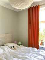 Spring Velvet Curtain 130cm Autumn