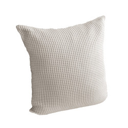Amalfi cushion cover 50 x 50 cm, light sand