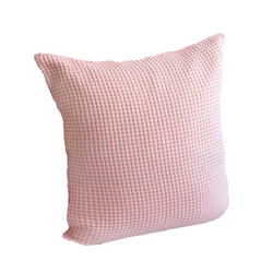 Amalfi cushion cover 50 x 50 cm, silver pink