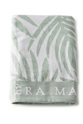 RM Palm Beach  Towel Green