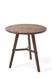 Indigo Island End Table 55 dia
