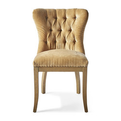 Wessex Dining Chair Velvet Copper
