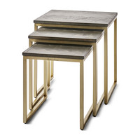 Costa Mesa End Table Set of 3