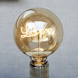 RM Love Table Lamp LED Bulb