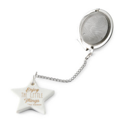 Enjoy The Little Things Tea Infuser