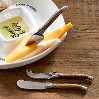 Fine Dining Cheese Knives 3 pcs