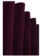 Romby Curtain Red  2x140x285