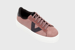 Barcelona Suede Trainers