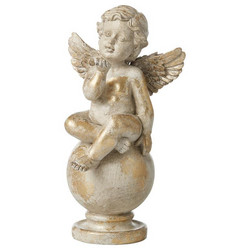 Serafina Angel 21 Antique Light Gold