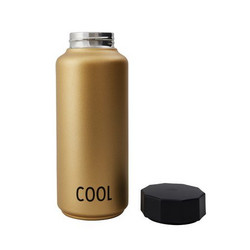 Thermo/Insulated bottle Gold Edition
