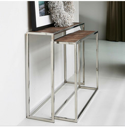 Bleeckerstreet Side Table Set/2
