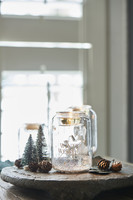 Winter Wonderland Fillable Votive