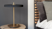 Asteria Table Anthracite