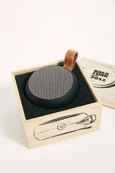 aGO Ultra Portable Mini Speaker Black