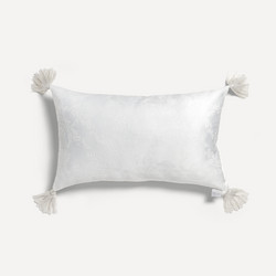 May Cushion White 30x50