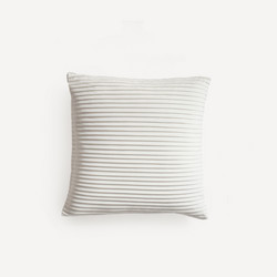 Nikolai Cushion White 45x45