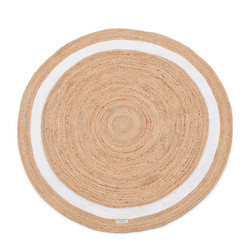 Rocat Round Carpet natural 60cm