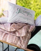 Lexington Printed Pillowcase, White