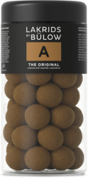 A – REGULAR THE ORIGINAL CHOC COATED LIQUORICE