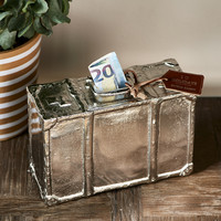 Suitcase Money Bank