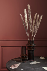 Pampas Flowers S, Natural 6pcs.