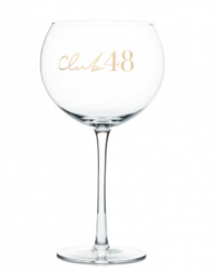Club 48 Cocktail Glass