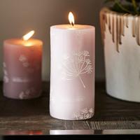 Fabulous Flora Candle 7 x 14