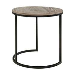 Mason Side table Antique grey