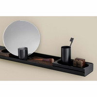 Modo Wall Shelf 50 cm Black
