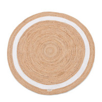 Rocat Round Carpet natural 160cm