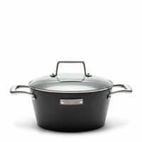 Buon Appetito Casserole Pan With Lid