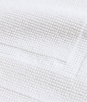 Organic Bathrug 60x90 White