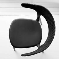 Dining chair Luna Stripe