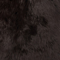 Gently Lambskin Dark brown