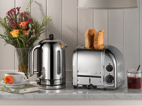 Dualit 2 Slice Newgen Toaster Chrome