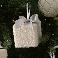 Cosy Christmas Present Ornament S