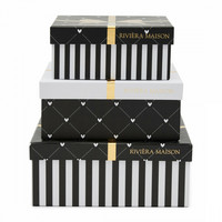 RM Giftbox Black Set of 3 Pieces