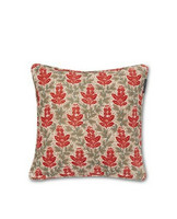 Printed Cotton Velvet Pillow Cover 50x50
